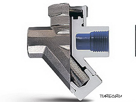 Термодинамические конденсатоотводчики