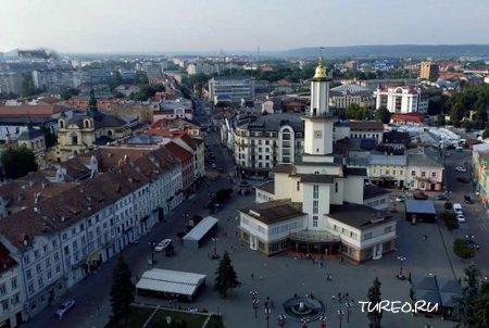 Развитие туризма в Ивано-Франковске