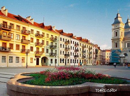 Ивано-Франковск, бесплатные экскурсии