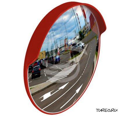 Обзорное зеркало