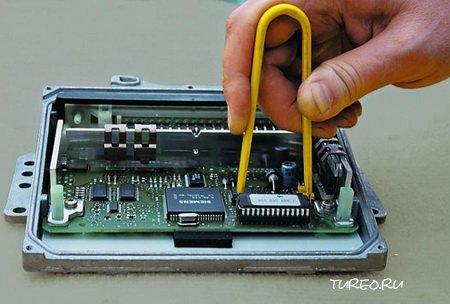 Ремонт электронных блоков управления