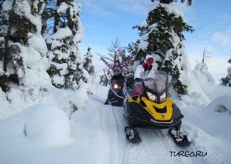 Запчасти для снегоходов
