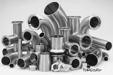 Производство стальных деталей